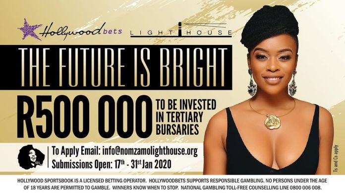 Nomzamo Mbatha Gives Out Bursaries Worth R500 000 To Poor Students Zonk News