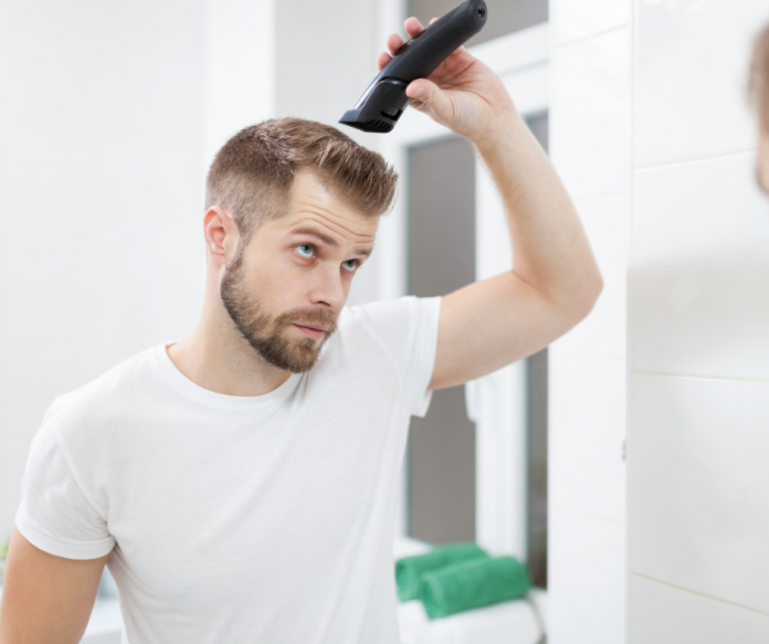 How to Give Yourself A Buzz Cut At Home
