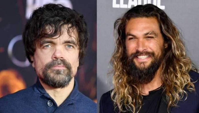 'Game Of Thrones' Stars Jason Momoa, Peter Dinklage To Star In New Vampire Movie