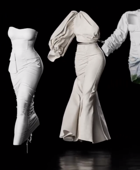 Fashion Designer, Hanifa, Showcases Future Of The Runway With 3D Models