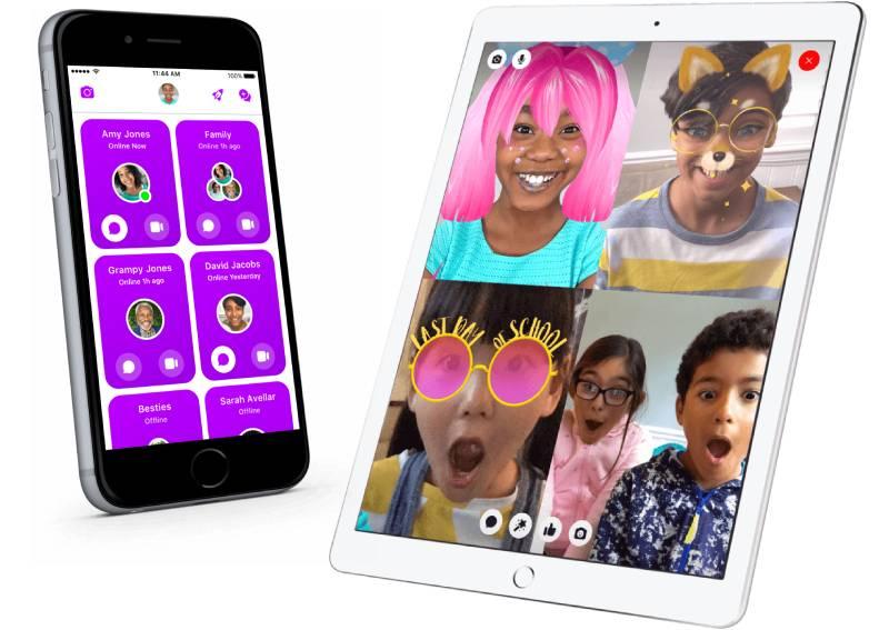 Facebook Launches Messenger Kids to Keep Children Safer Online.