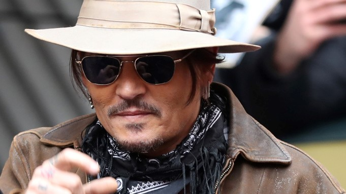 Johnny Depp 'The Pirates of Caribbean Star' Libel Against The Sun, London Based Newspaper To Go On