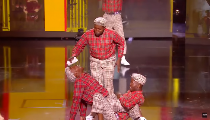 South African Pantsula Dance Group Receives Standing Ovation From France's Got Talent Judges