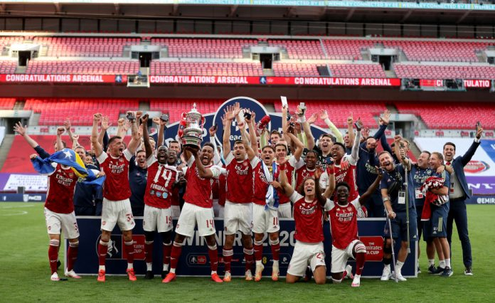 Arsenal Bags 14th FA Cup