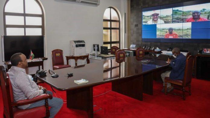 """Kenya is Tourist Safe, Open and Ready for Visitors"" - President Kenyatta"