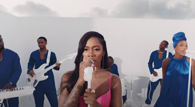 Tiwa Savage Make US TV Debut On The Tonight Show