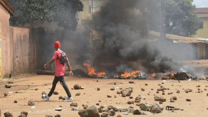 Guinea's President Alpha Conde Seeks 3rd Term as Despite Mass Protests