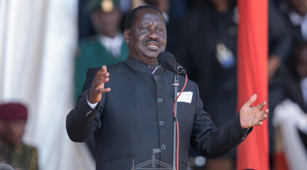 BBI Is Not My 'Backdoor' To Statehouse, says Raila