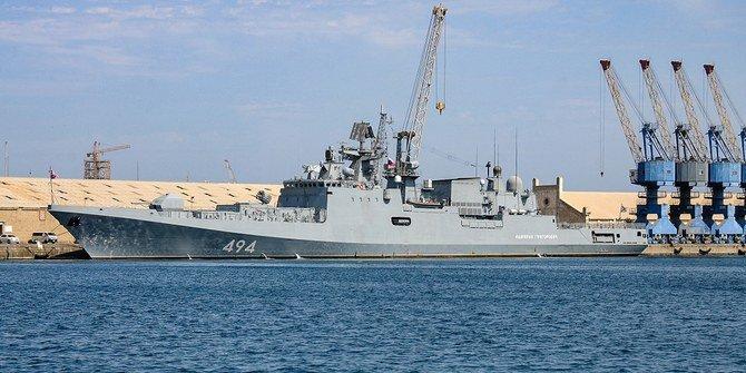 US, Russia Warships Dock in Strategic Sudan Port